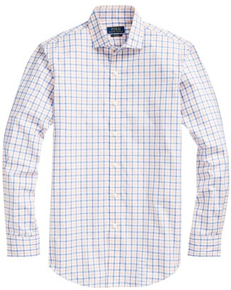 Polo Ralph Lauren Classic-Fit Gingham Cotton Poplin Shirt