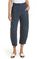 Rachel Comey Women's Deviant Crop Cargo Pants