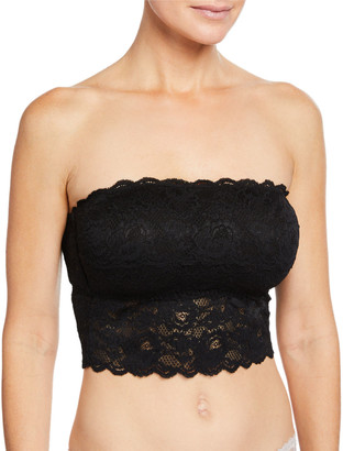 Cosabella Never Say Never Signature Lace Tube Top