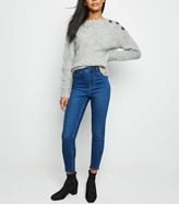 New Look Tall Mid Wash Jeggings