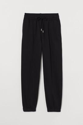 H&M Cotton-blend Sweatpants