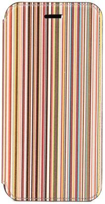 Paul Smith Signature Stripe iPhone 7/8 case