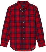 Polo Ralph Lauren Boys Checked Shirt Long Sleeve