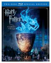 Harry Potter and the Goblet of Fire (2-Disc Special Edition) (Blu-ray)