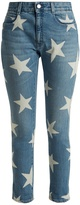 Stella McCartney Star-print jeans