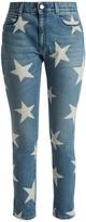 Stella McCartney Star-print jeans