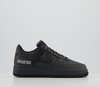 Nike Force 1 Gtx Trainers Anthracite Black Barely Grey