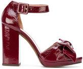 L'Autre Chose ankle length sandals