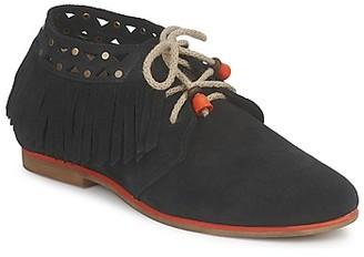 Koah YASMINE women's Mid Boots in Black