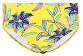 Diane von Furstenberg Cheeky floral bikini bottoms