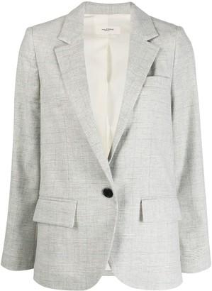 Etoile Isabel Marant Check Print Blazer