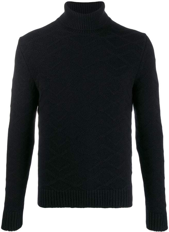 Tagliatore turtle neck sweater