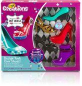 Crayola Creations Hot Heels Shoe Studio Deluxe Kit