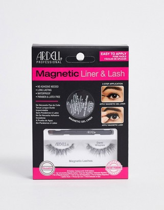 Ardell Magnetic Lash Kit - Demi Wispies