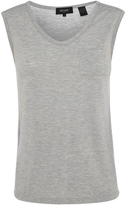 Oxford Alexa Cap Sleeve T-Shirt