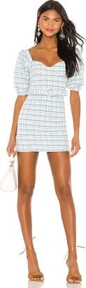 Majorelle Abigail Mini Dress