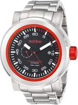 Redline Red Line Men's RL-50046-11RD Torque Sport Dial Stainless Steel Automatic Watch