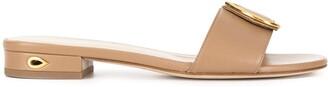 Jennifer Chamandi Andrea open-toe sandals