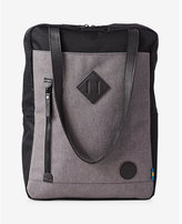 Enter Accessories enter gray and black tote backpack converter