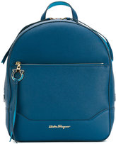 Salvatore Ferragamo zipped backpack - women - Calf Leather - One Size