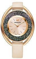 Swarovski Stainless Steel Crystalline Strap Watch