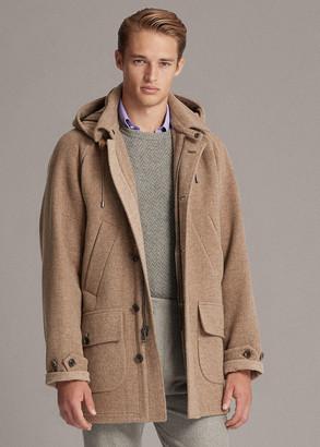 Ralph Lauren Jenson Merino Wool Stable Coat