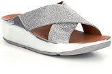 FitFlop Crystall Slide Sandals