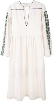 ZEUS + DIONE Tunic Style Draped Dress