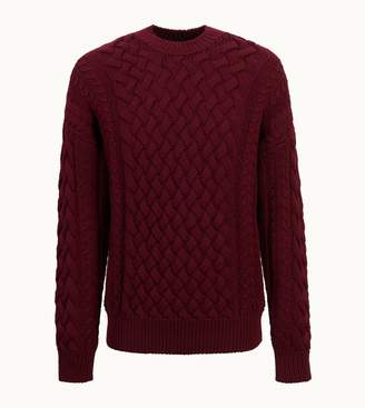 Tod's Tods Jumper in Merino Wool