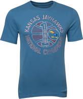 adidas Men's Kansas Jayhawks Roundball Classic Vault T-Shirt