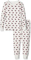 Rachel Riley Boy's Rocket Jersey Pyjama Sets