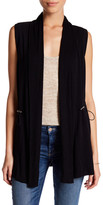 Cable & Gauge Cinched Vest (Petite)