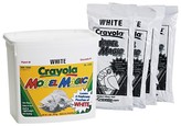 Crayola Model Magic Modeling Compound, 8 oz - White