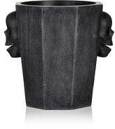 Thomas Laboratories Fuchs Marble Skull Ice Bucket-BLACK