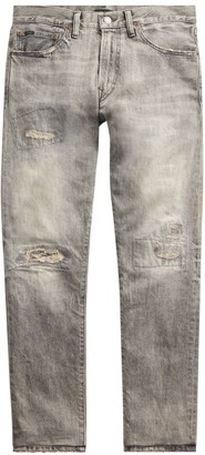 Polo Ralph Lauren Sullivan Slim-Fit Faded Jeans