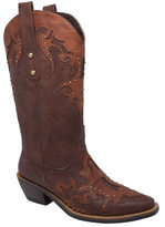 "AdTec Women's 8608 13"" Western Pull On"