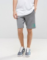 Nike Air Heritage Fleece Shorts In Grey 835359-091