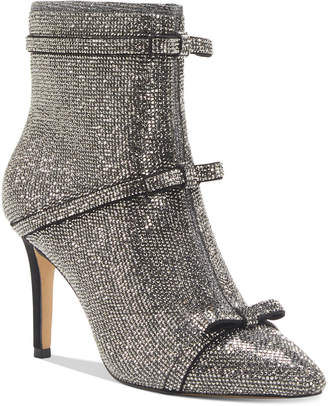 INC International Concepts Inc Women Isauria Bow Bling Booties, Women Shoes