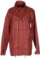 Wood Wood WOODWOOD Mid-length jackets