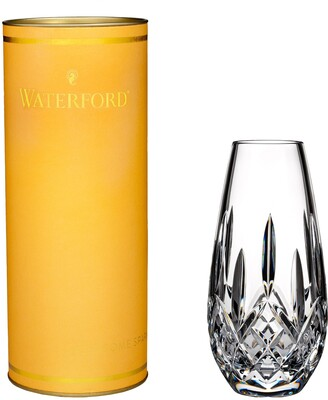 Waterford Giftology Lismore Honey Lead Crystal Bud Vase