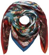 Christian Lacroix World Tribes Silk Scarf