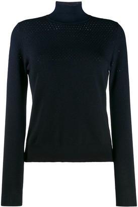 Fendi long sleeved sweater