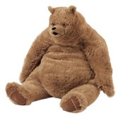 Toddler Manhattan Toy Jumbo Kodiak Bear Stuffed Animal