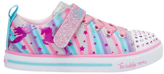 Skechers Twinkle Toes Magical Rainbows Youth Shoes
