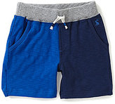 Joules Little Boys 3-6 Bucaneer Color Block Knit Shorts