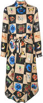 Etro Kipu shirt dress