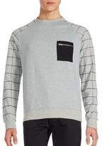 Sovereign Code Cotton-Blend Pullover