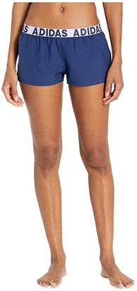 adidas Beach Shorts Swimwear (Tech Indigo) Women's Swimwear