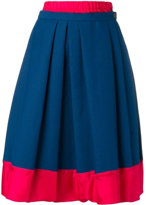 Marni Layered Midi Skirt