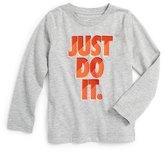 Nike Modern Blocking Graphic T-Shirt (Toddler Boys & Little Boys)